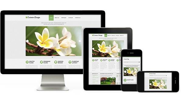 diseño y desarrollo páginas web adaptables